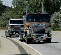 IH Cabovers 10-4 good buddy.