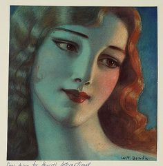 Online Exhibition - American Beauties: Drawings from the Golden Age of Illustration | Exhibitions - Library of Congress