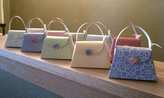 Girlie Purse Party Favors