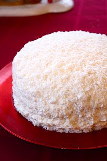 Easy Coconut Cake! I can't wait to make this cake...and it looks like I will have it all to myself because Ricky dislikes coconut!
