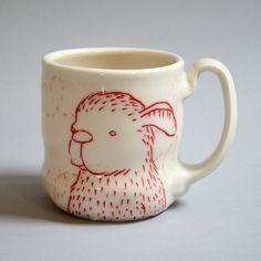 Ayumi Horie mug