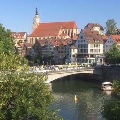 Tübingen! Eine wunderschöne Stadt