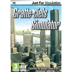 Gratte-Ciels Simulator - Just For Simulation - PC - NEUF