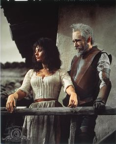 Still of Sophia Loren and Peter O'Toole in Man of La Mancha - Pictures & Photos from Man of La Mancha - IMDb