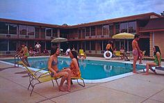 Pontotoc Inn - Pontotoc, Mississippi. If only this place still looked this good lol