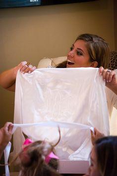 Monogram Bridal Shower