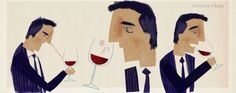 How to taste a wine?   http://www.conchaytoro.com/wine-blog/how-to-taste-a-wine/