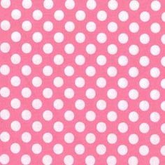 Candy Polka Dot Fabric