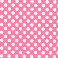 Candy Polka Dot Fabric