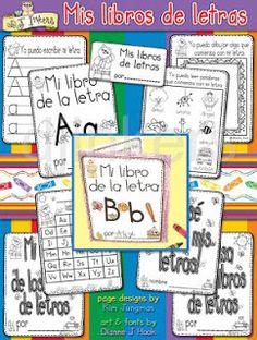 Bilingual Preschool and Kindergarten Booklets