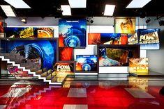 Fox Business Studio G « NewscastStudio