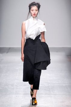 Aganovich Spring 2015 Ready-to-Wear - Collection - Gallery - Look - Style.com