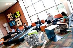 100 Cool Offices And Offsites Fostering Innovation