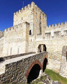 Castelo de Sao Jorge, Sehenswürdigkeit in Lissabon