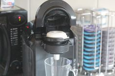 descaling coffee machine coursework