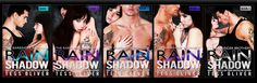 This series has got me going crazy. rain shadow 3 by Tess Oliver.