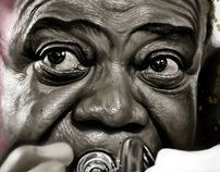 Mr Louis Armstrong
