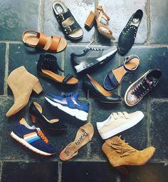 Jamais assez de chaussures 🙏🏼 #instashoes #shoes #boots #sneakers #sandals #sale #soldes #basaltshoes #shoplille #shoponline