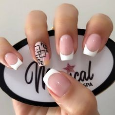 May Nails, Love Nails, Classy Nails, Simple Nails, Nextgen Nail Colors, Nails Design With Rhinestones, Luxury Nails, Minimalist Nails, Pretty Nail Art