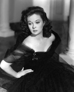 Since you are still not anybody´s one and only | Susan Hayward
