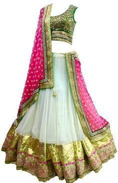 Ghagra /choli  I love this!!