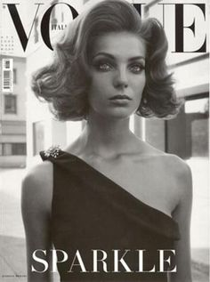 Daria Werbowy for Vogue