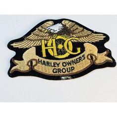 Harley Davidson Harley Owners Group HOG Patch Vest Jacket Eagle Claw New Patch