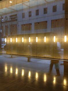 Office building lobby East 46 Street