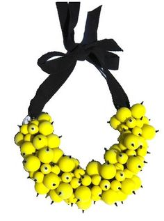 Les Bonbons Deluxe necklace, Melissa Curry, www.melissacurry.com Statement Necklaces, Cruise, Curry, Curries, Cruises