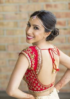 Top 10 Latest Backless Blouse Designs For Sarees & Lehengas Lates. - Top 10 Latest Backless Blouse Designs For Sarees & Lehengas Latest Backless Blouse D - Indian Blouse Designs, Choli Designs, Fancy Blouse Designs, Bridal Blouse Designs, Blouse Neck Designs, Blouse Styles, Lengha Blouse Designs, Latest Blouse Designs, Saree Styles