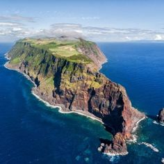 Rosais - São Jorge Island, Azores by: flyingbydaniel Santa Maria Island, Carlos Mendes, Lets Run Away, Different Shades Of Green, Visit Portugal, Swimming Holes, Atlantic Ocean, Archipelago, Beautiful World