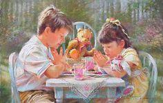 Kathy Fincher   Children