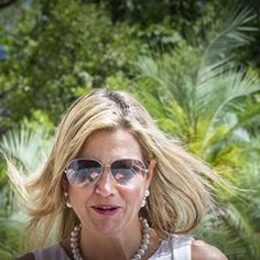 Queen Maxima of The Netherlands visits Hanoi