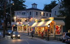 Kennebunkport Maine, aka my favorite place in this earth <3