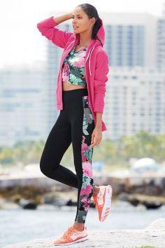 Buy Pink Zip Through Hoody from the Next UK online shop