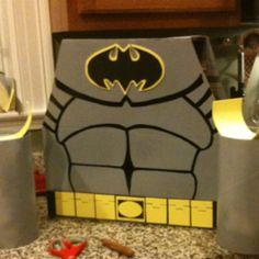 Batman Lego costume