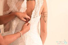 Parte 1 - Making Off (Fotos Oficiais do Casamento) | por blogumcafeeumamor