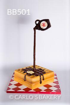 Carlo's Bakery - Boy Book Specialty Cake Designs