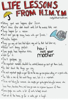 How I Met Your Mother! ♥