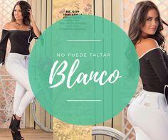 Nadie es como TÚ y ese es tu PODER 🌺👖❤️ Brilla con #WASSERjeans en blanco.  #AjustePerfecto  Comunícate con nosotros para más información Teléfono/WhatsApp +57 312 4765220 www.WASSERJEANS.com.co  #jeans #dama #denim #mujerlatina #emprender #mujeremprendedora #bella #Colombia #bussiness #negocios