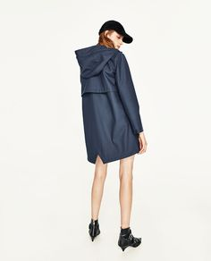 Image 5 of WATER REPELLENT PARKA from Zara