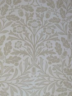 "William Morris ""Chrysanthemum"" pattern"