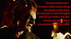 The Devils Carnival: Who are you? by AspiringDevil.deviantart.com on @deviantART