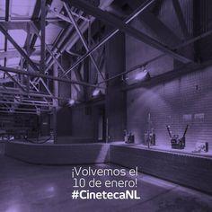 Recuerda que #CinetecaNL regresa el 10 de enero con la 61 Muestra Internacional de #CinetecaMX y los documentales de #AmbulantePRESENTA!