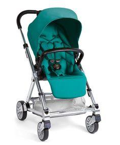 Urbo² Stroller. Built for city steering.