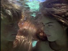 I met Christopher Atkins when he came for the opening of our mall in Va Beach when I was 15...he signed my hand and I didn't get it wet for like two weeks...held it out of the shower...lol  This is from The Blue Lagoon with Brooke Shields.