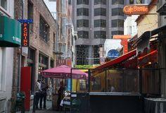 25 Bars and Restaurants Hidden Down San Francisco Alleyways