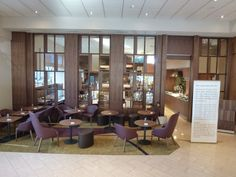 Fertigstellung Restaurant, Conference Room, Divider, Table, Furniture, Home Decor, Interior Designing, Design Interiors, Decoration Home