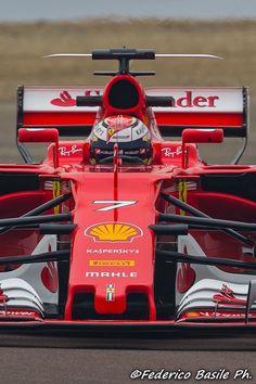 Kimi Raikkonen | Ferrari SF70-H | Fiorano Test 2017