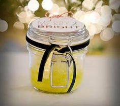 I love a good body scrub and best of all, this all-natural recipe can be made with everyday items from your kitchen.